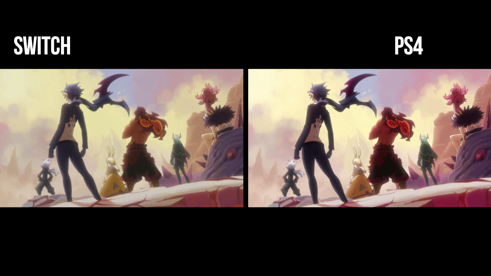 Disgaea 5 Complete Visual And Load Time Comparison Nintendo Everything