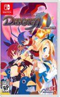 Disgaea 1 Complete boxart