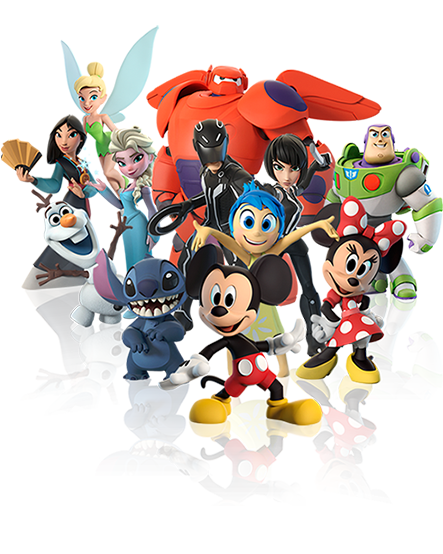 Video A Look At Some Of Disney Infinity 3 0 S Figures