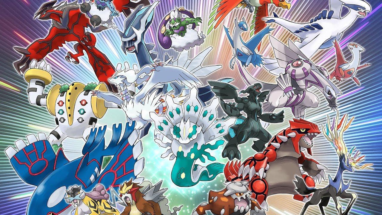 Pokemon Sun Moon Ultra Sun Ultra Moon Legendary Pokemon To Be Distributed Between February And