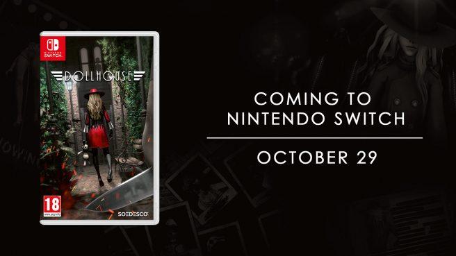 Dollhouse Switch release date