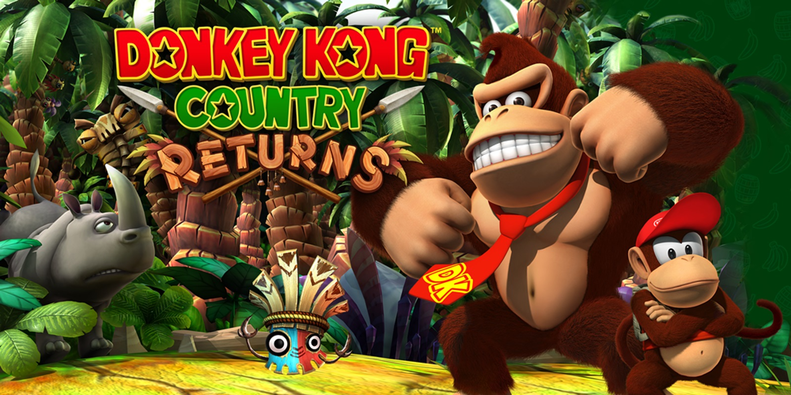 Donkey Kong Country Returns appears to be the next Wii game for NVIDIA Shield in China