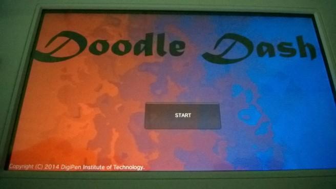 Doodle Dash Wii U