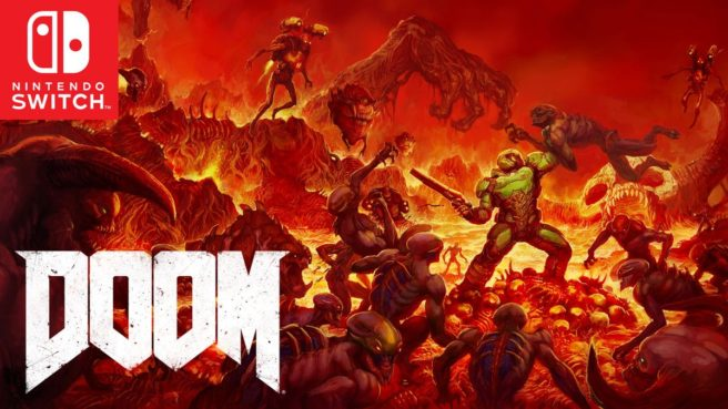 New Doom update out now on Switch (version 1 1 1) - Nintendo Everything