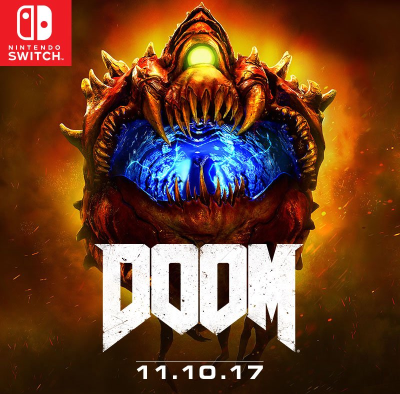 Doom Switch file size - Nintendo Everything