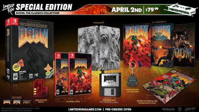 Doom: The Classics Collection