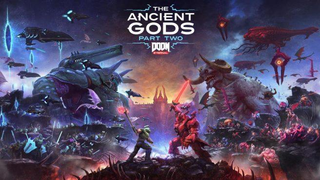 "Doom Eternal - ""The Ancient Gods, Part Two"" DLC"