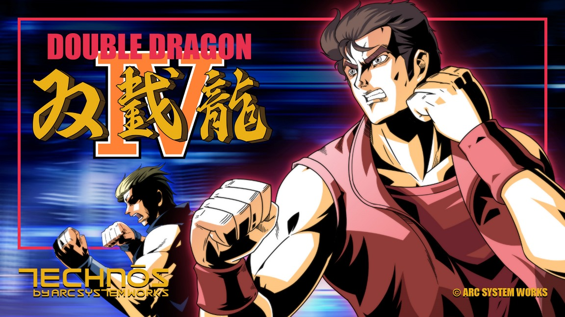 Double Dragon Iv Receives New Update Adding Online Modes