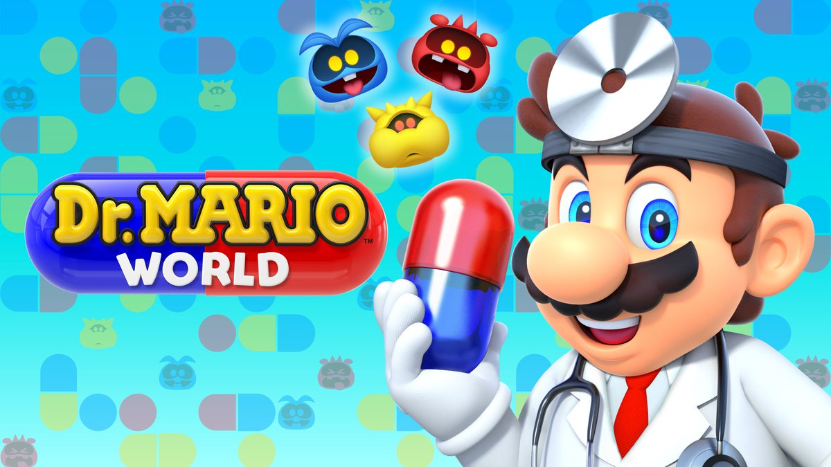 List of available countries and operating systems for Dr. Mario World