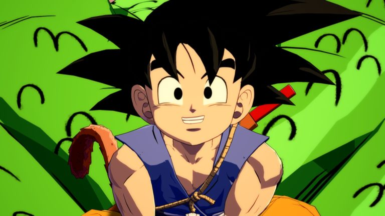 More screenshots of Kid Goku (GT) in Dragon Ball FighterZ ...
