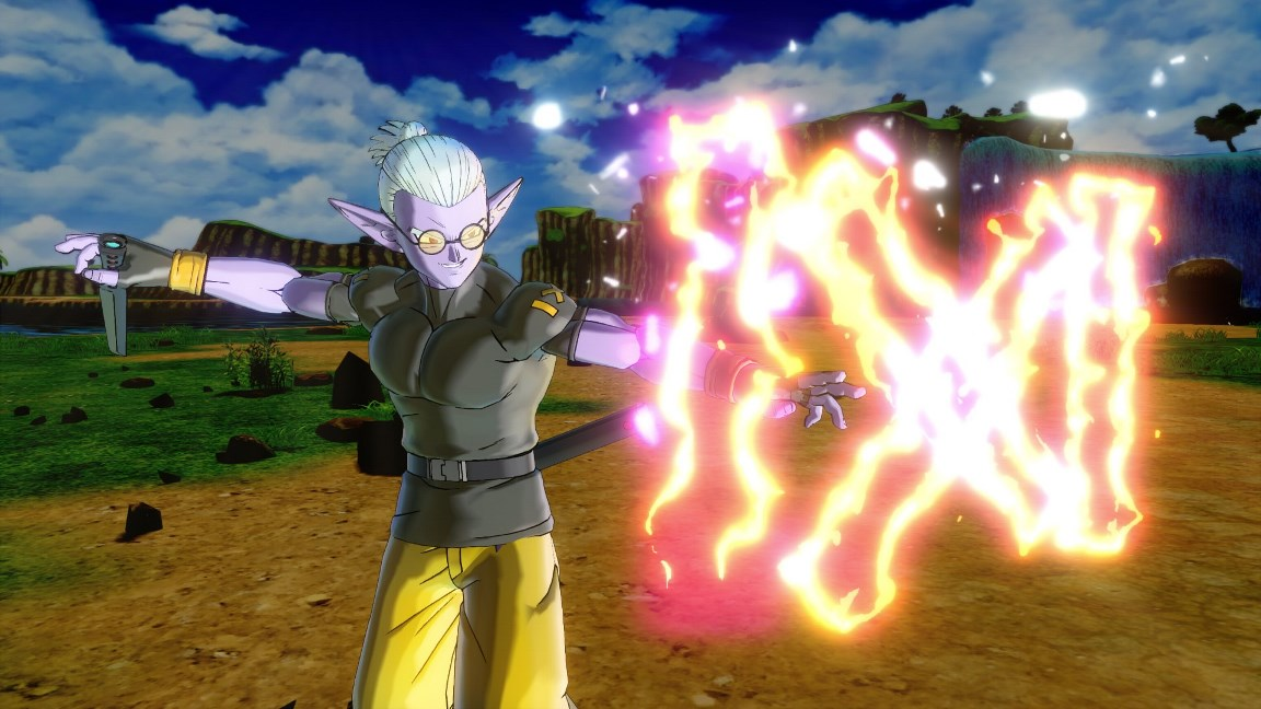 how to get super god fist in xenoverse 2