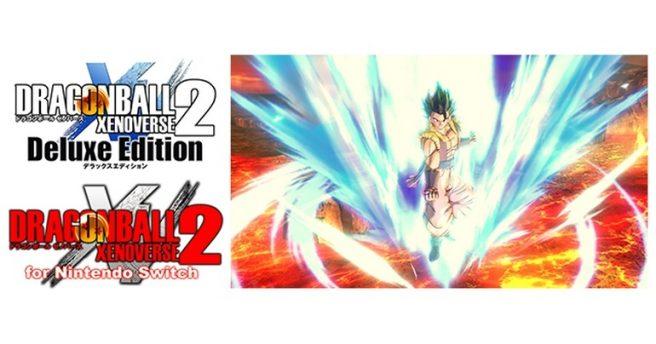 Dragon Ball Xenoverse 2 Gogeta (DB Super)
