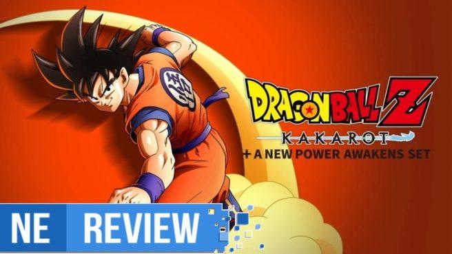 Dragon Ball Z: Kakarot + A New Power Awakens Set Switch review