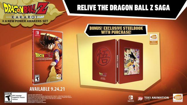 Dragon Ball Z: Kakarot features