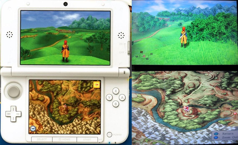 Dragon quest viii 3ds vs ps2 comparison images nintendo everything dragon quest viii 3ds vs ps2 comparison images gumiabroncs Choice Image