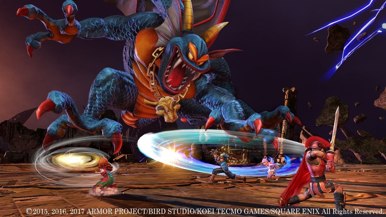 Dragon Quest Heroes I-II Archives - Nintendo Everything