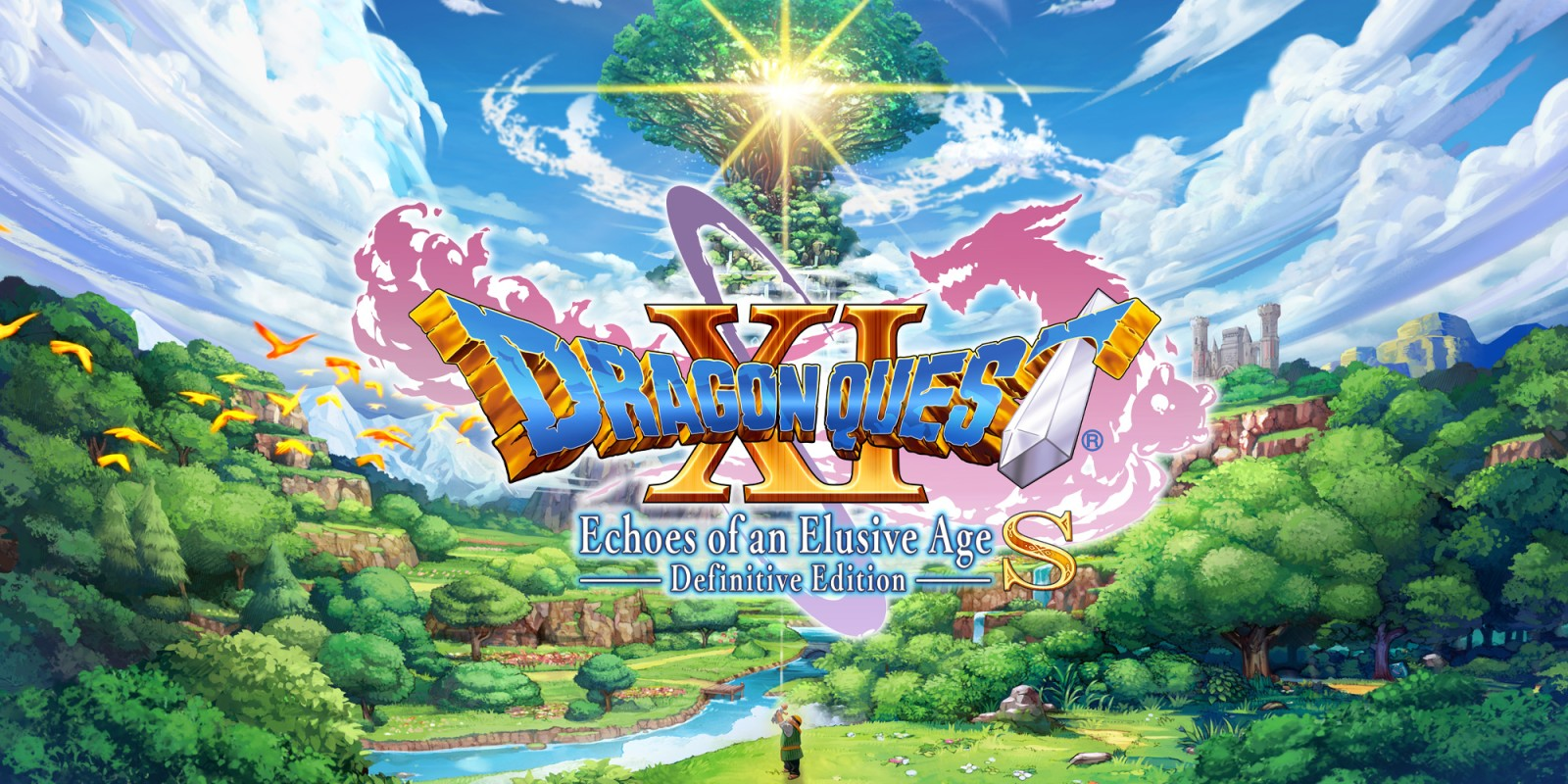 Dragon Quest Then & Now – Echoes Through the Ages – full Dragon Quest XI S PAX West 2019 panel
