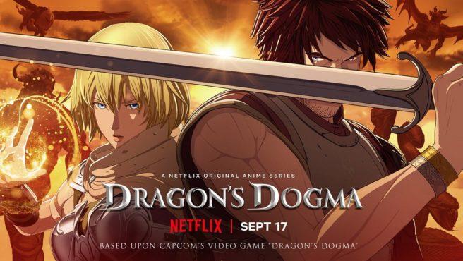 Dragon's Dogma anime series