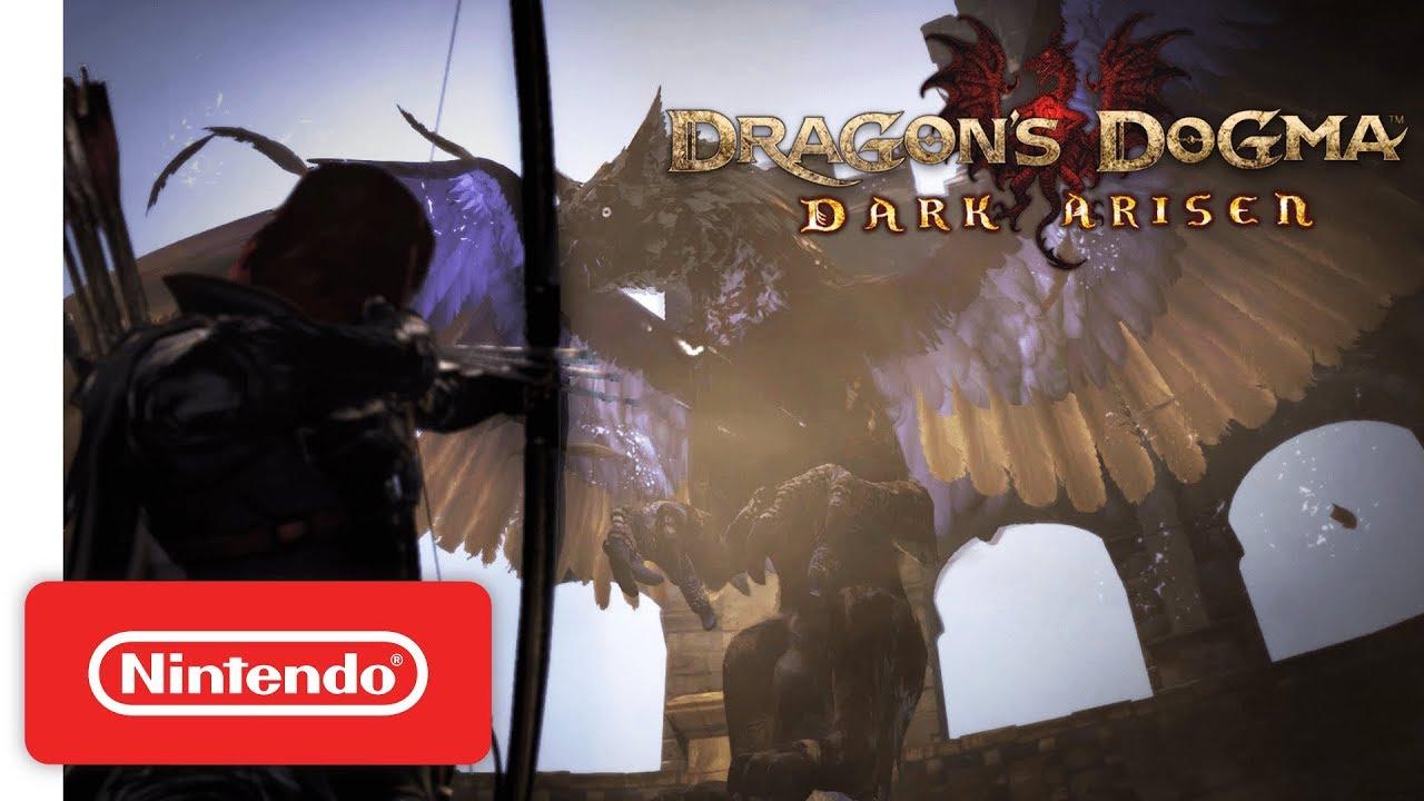 Switch file sizes - Dragon's Dogma: Dark Arisen, Dragon Marked for