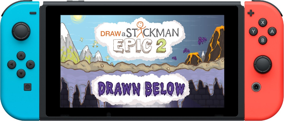 Draw A Stickman Epic 2 Coming Soon To Switch Nintendo Everything