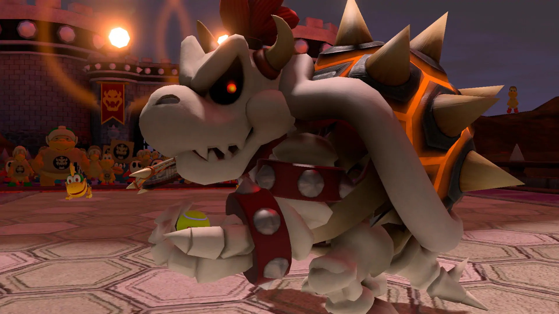 Dry Bowser Will Be The Final New Character For Mario Tennis
