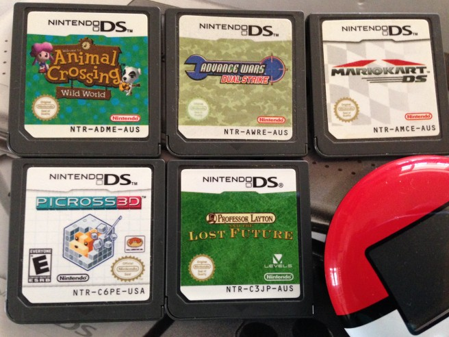 The best ds games for adults