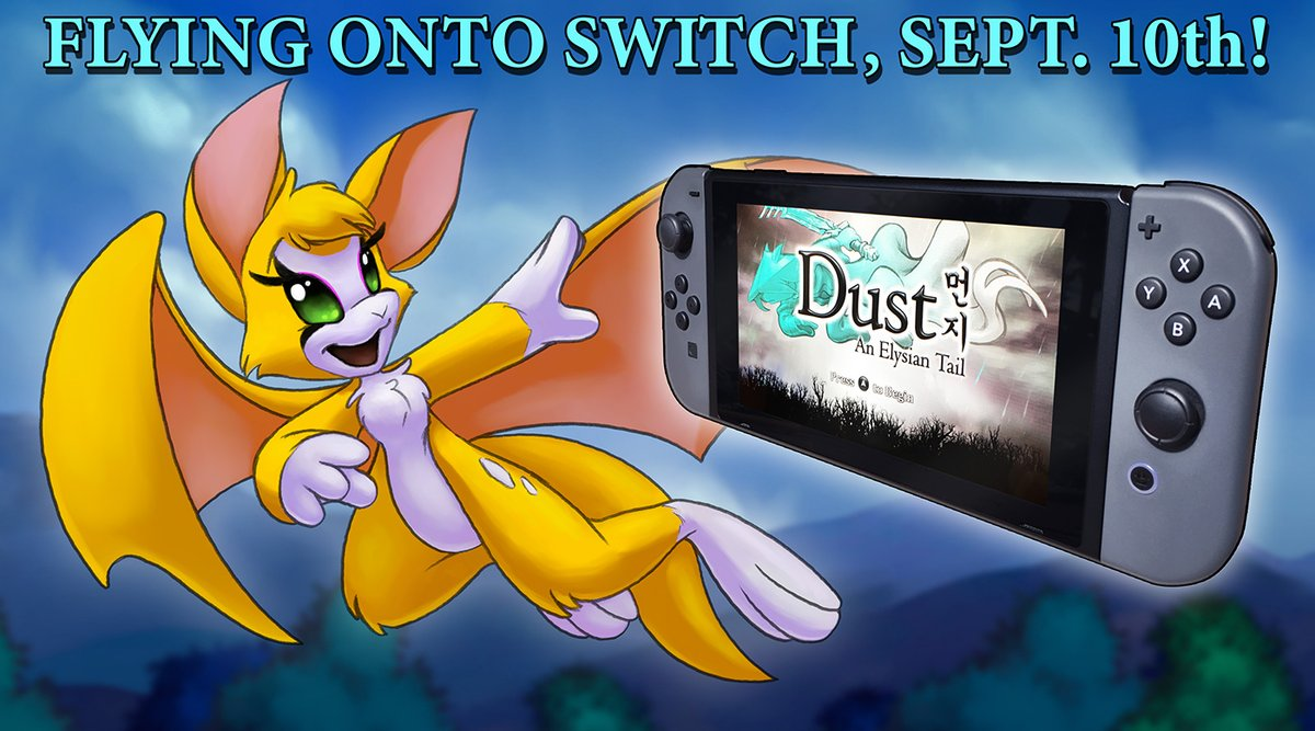 Switch file sizes - Wasteland 2, Dust: An Elysian Tail, Bastion