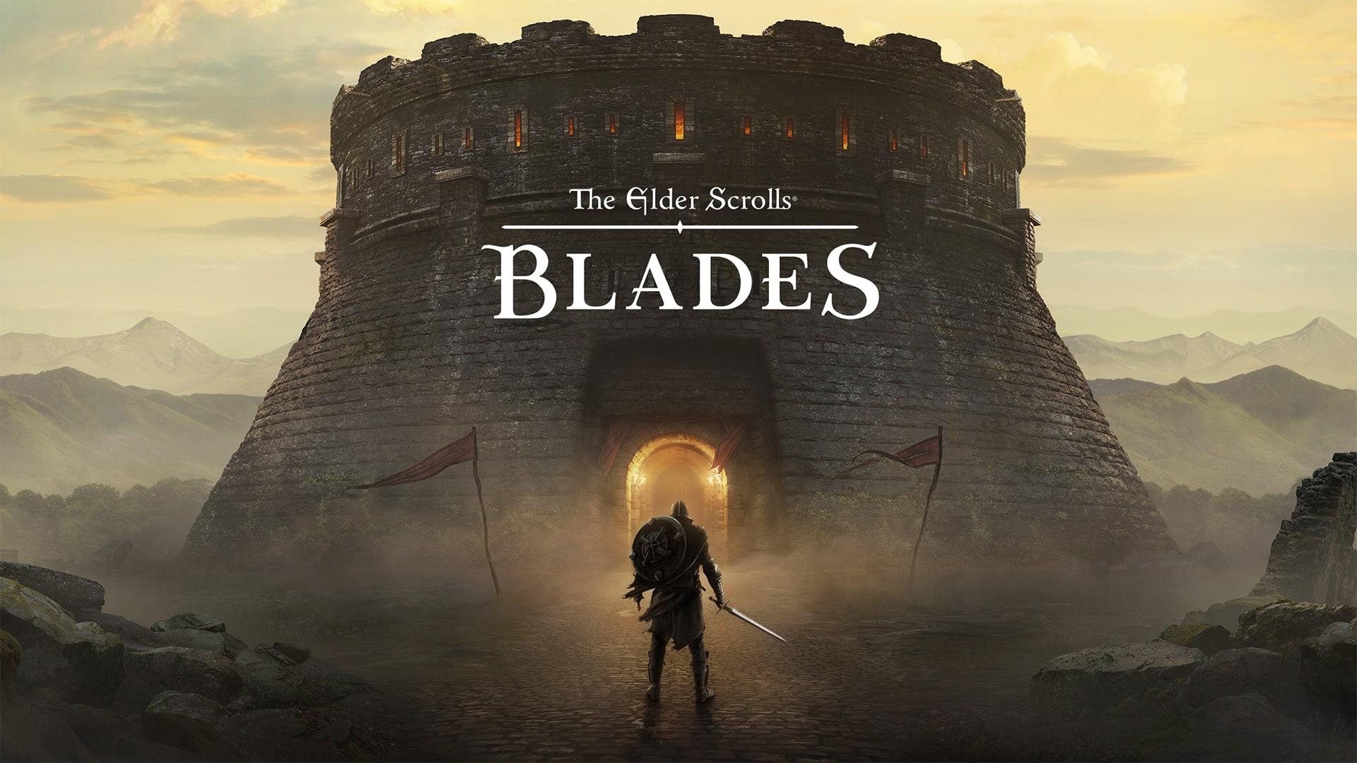 The Elder Scrolls: Blades E3 2019 footage (Switch portable)