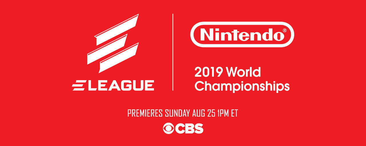 ELEAGUE Presents The Nintendo 2019 World Championships to air on CBS