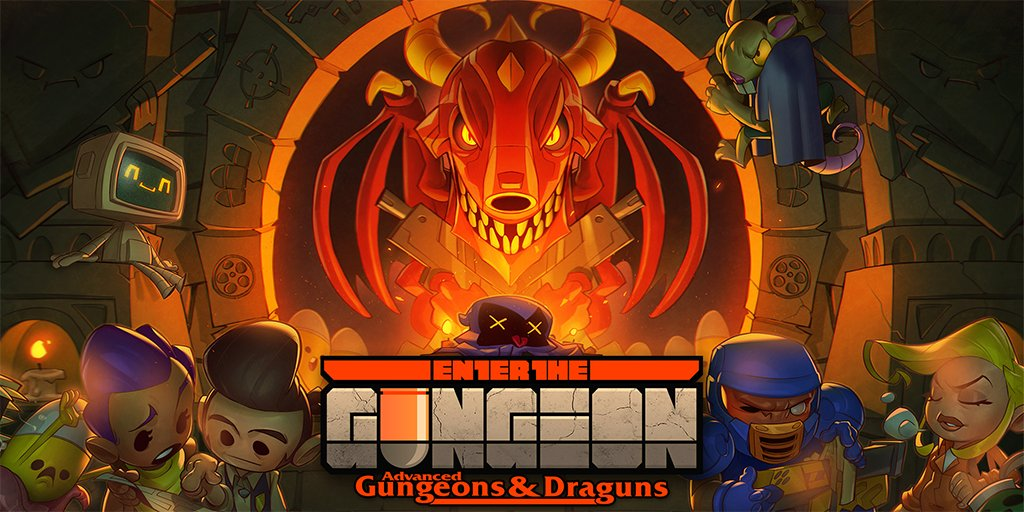 Enter the Gungeon version 2 0 0 patch notes - Nintendo Everything