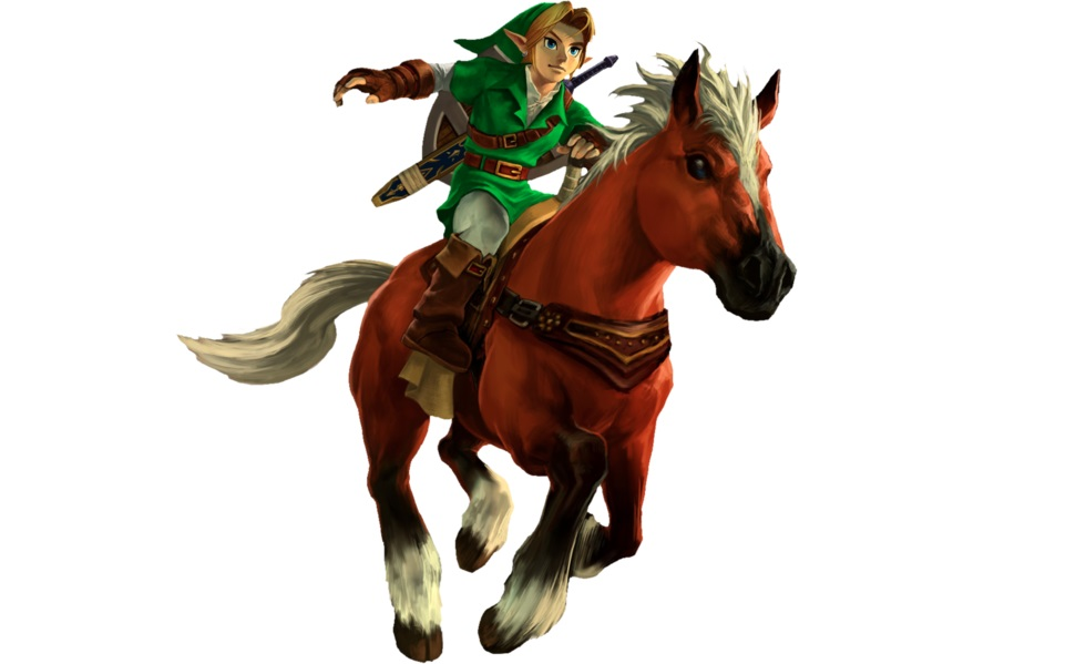 Breath Of The Wild Epona