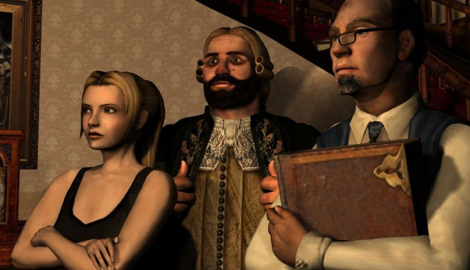 Eternal Darkness director on how 9/11 delayed the game and caused the story to be rewritten