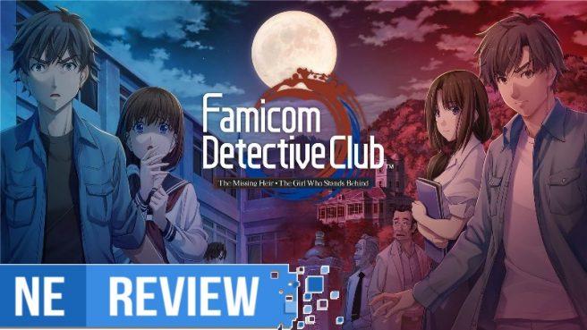 Famicom Detective Club review