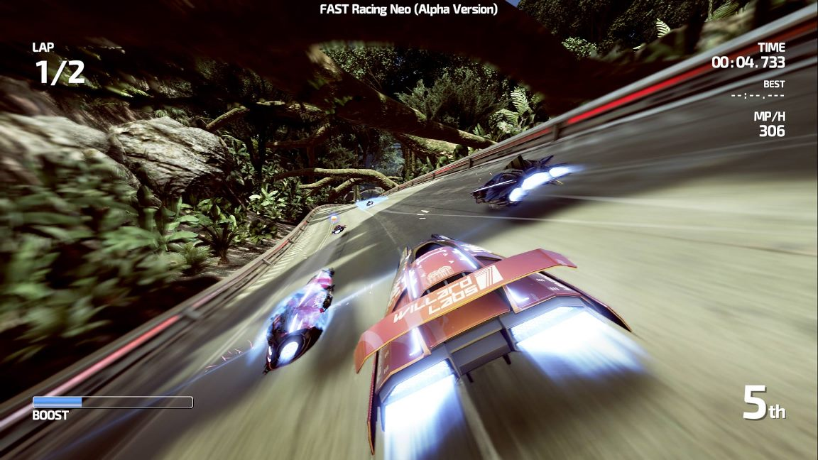 Fast Racing Neo Best Car