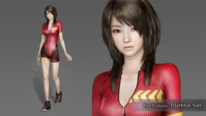 Fatal Frame Maiden of Black Water costumes