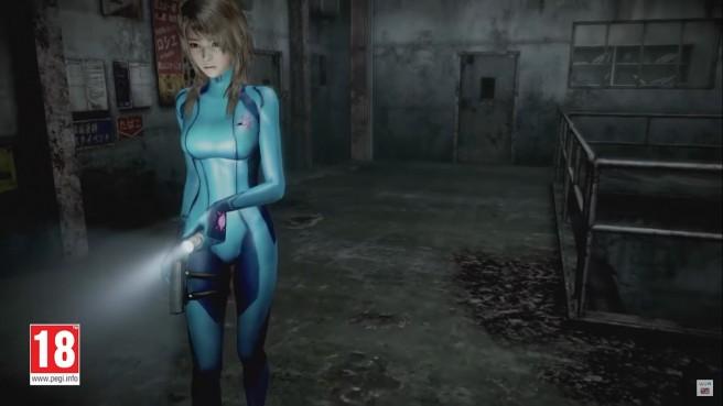 Fatal Frame: Maiden of Black Water - Zelda and Zero Suit Samus ...