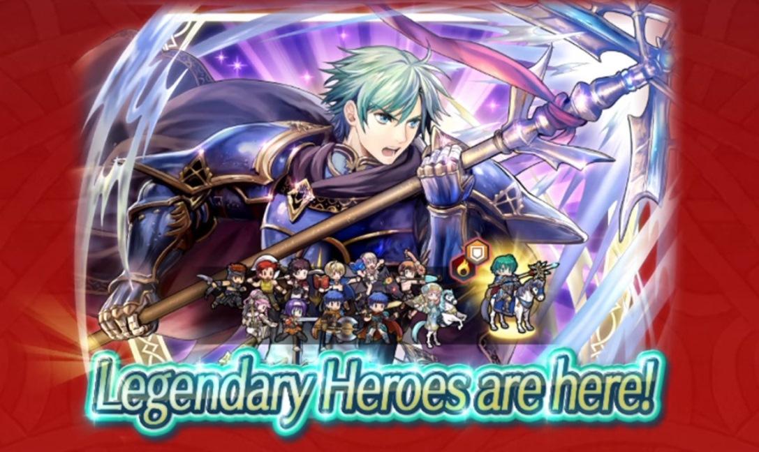 fire emblem heroes ephraim legendary lord trailer nintendo
