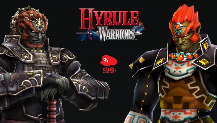 Hyrule Warriors Club Nintendo Ganondorf Dlc Offer Detailed Nintendo Everything