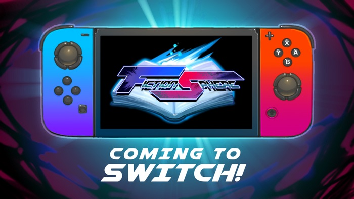 FictionSphere coming to Switch
