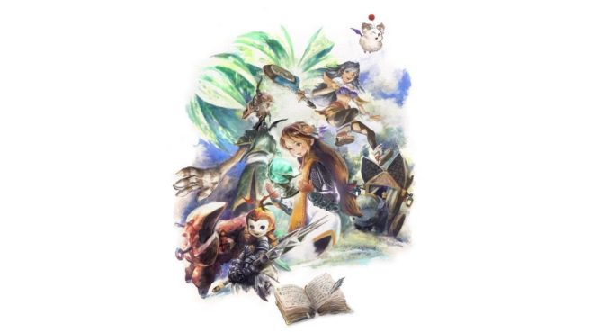 inal Fantasy Crystal Chronicles Remastered Edition