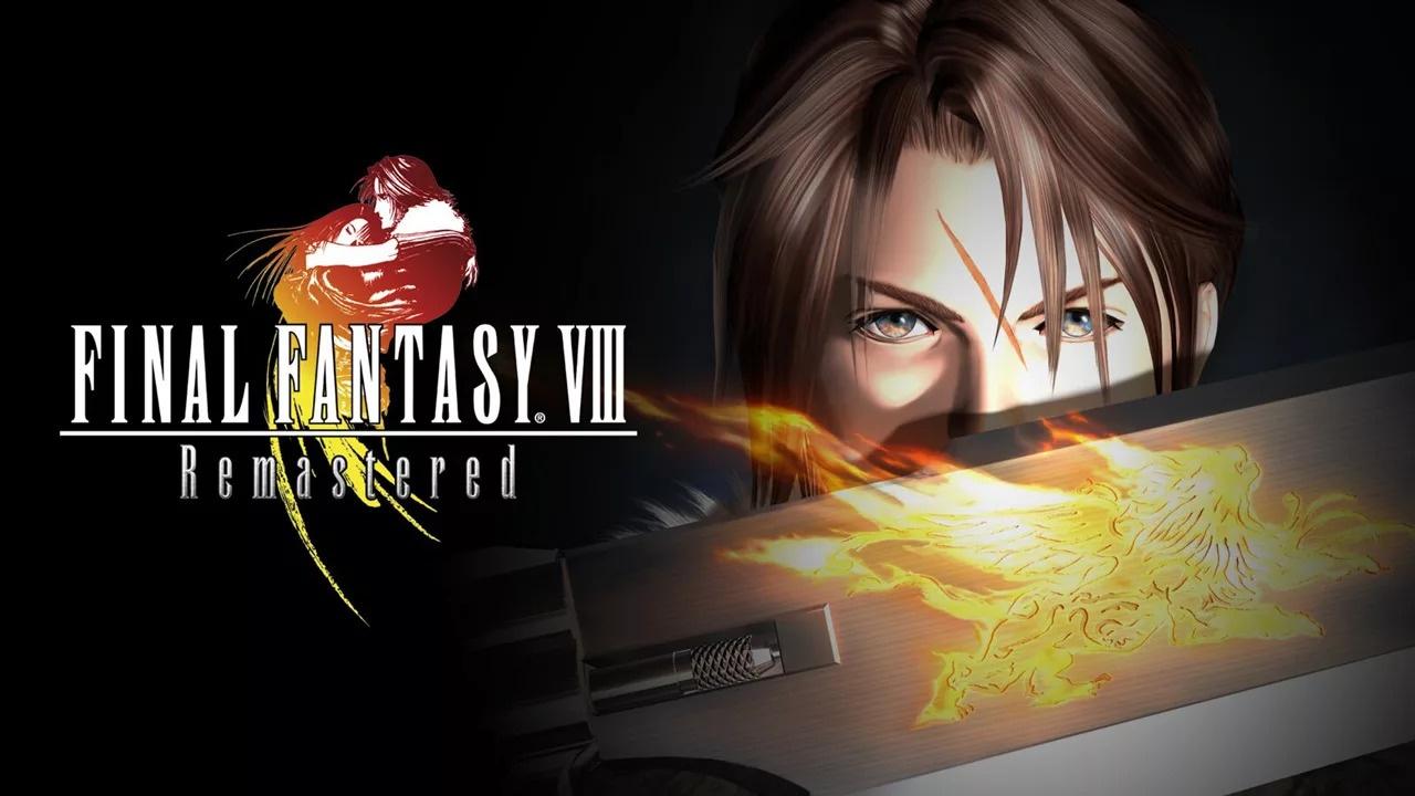 Final Fantasy Viii Remastered File Size Nintendo Everything