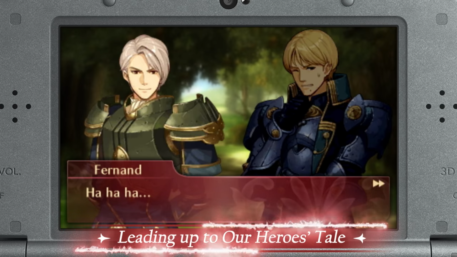 Fire Emblem Echoes Shadows Of Valentia Rise Of The Deliverance