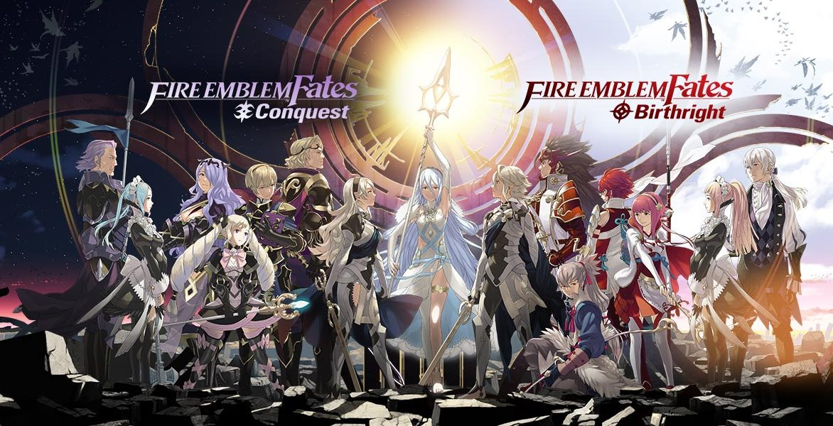 full lineup of english voice actors in fire emblem fates nintendo