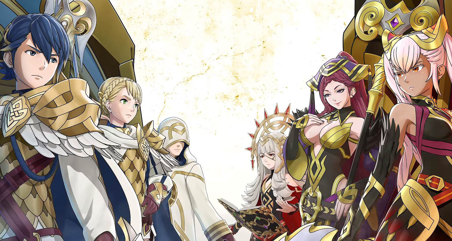 fire emblem heroes summer revenue tops 60 million up 34 from 2017