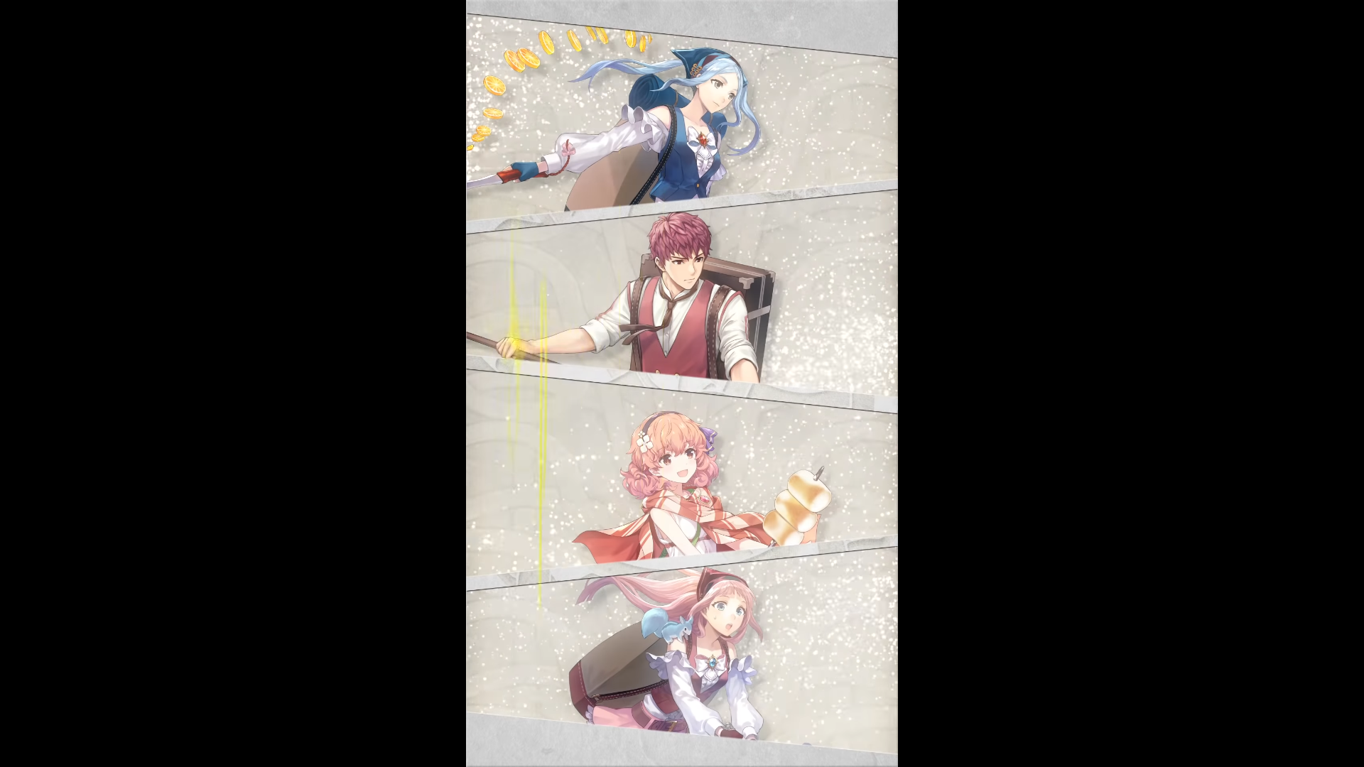 Fire Emblem Heroes: A Season for Picnics Summoning Focus and Paralogue story now live