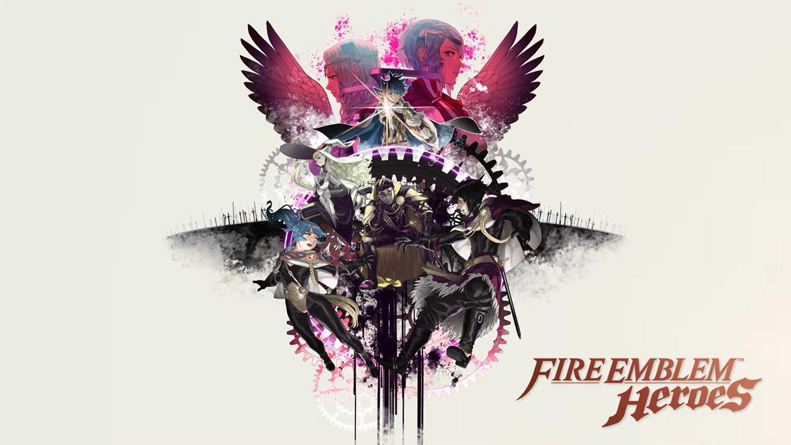 Fire Emblem Heroes - Book V