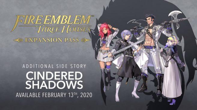 Fire Emblem: Three Houses - Cindered Shadows