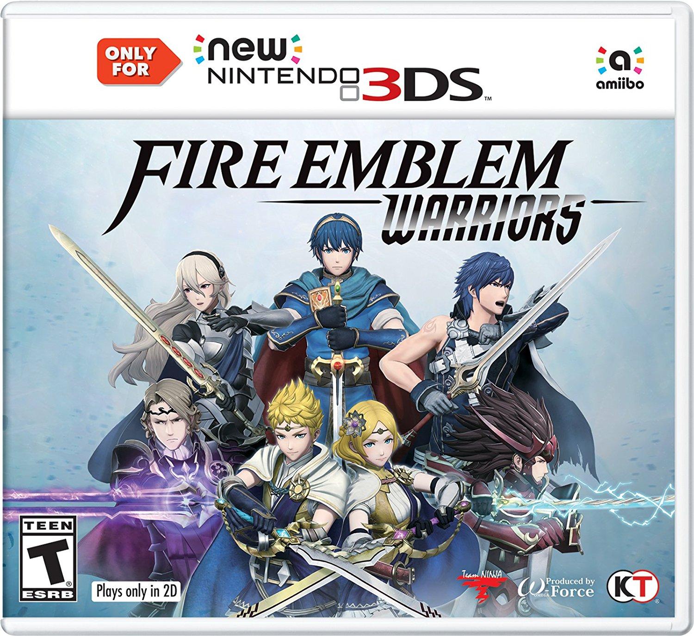 Warriors Live Stream Free Mobile: First Fire Emblem Warriors New 3DS Gameplay Video