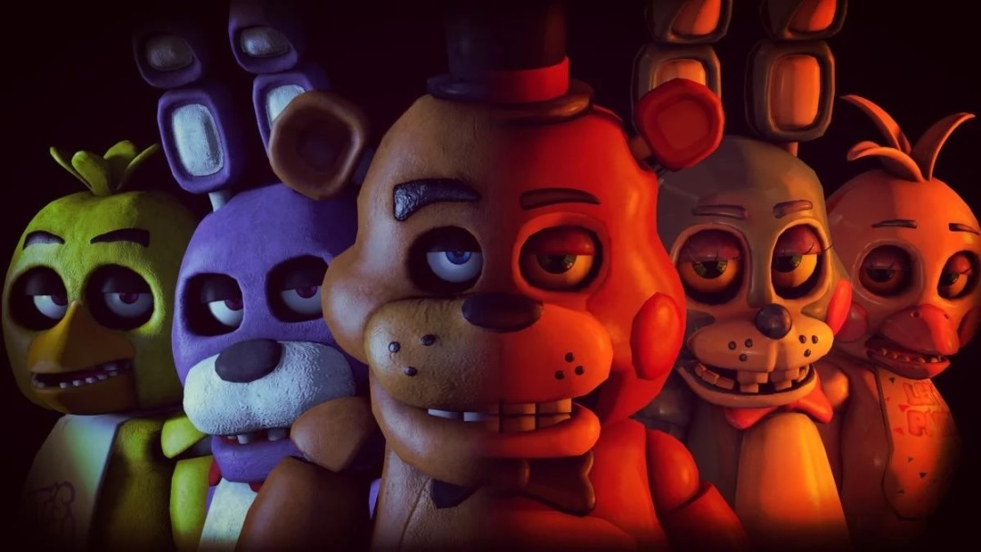 Five nights at freddys 3ds game