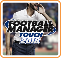 Football Manager Touch 2018 - Nintendo Switch